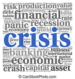 白, 概念, 危機