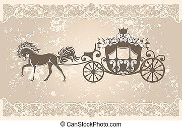 皇族, 乗り物