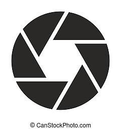 目的, カメラ, (symbol), アイコン