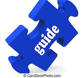 相談, 提示, 困惑, guideline, ガイドをする, ガイド, 指示