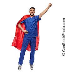 看護婦, 医者, 岬, ∥あるいは∥, superhero, 飛行, マレ