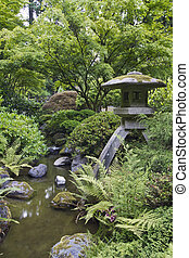 石, 日本のランタン
