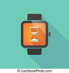 砂, 腕時計, 痛みなさい, 時計