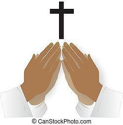 祈ること, 一緒に