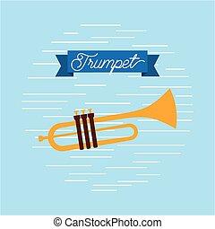 祝祭, ジャズ, 道具, トランペット, ミュージカル, 祝福