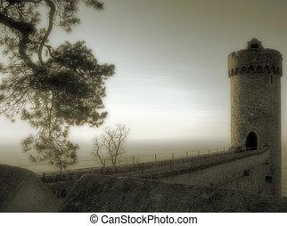 神秘主義者, タワー