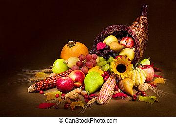 秋, 豊富