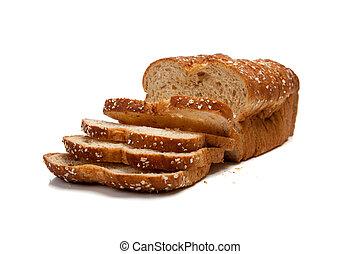 穀粒, パンローフ, そっくりそのまま