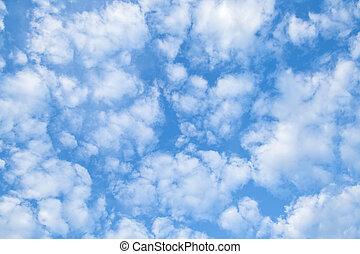 空, 曇り