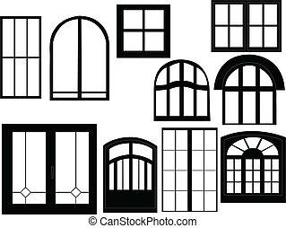 窓, コレクション