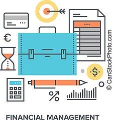 管理, 概念, 財政