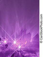 紫色, ライト