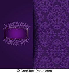 紫色, 型, 背景