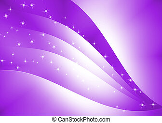 紫色, 抽象的, カーブ, 背景, 手ざわり