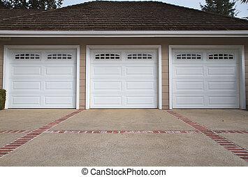 終わり, ガレージ, 3, 自動車