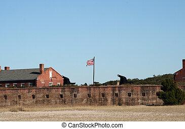 組み合いなさい, フロリダ, 城砦