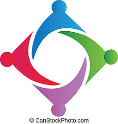 組合, ロゴ, シンボル
