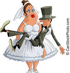 結婚されている