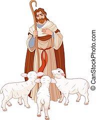 羊飼い, よい