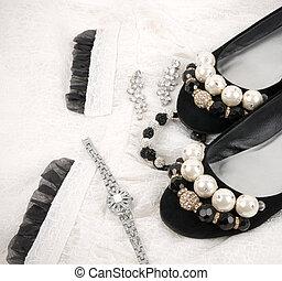 美しい, 付属品, 靴