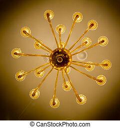 美しい, 装飾, 照明