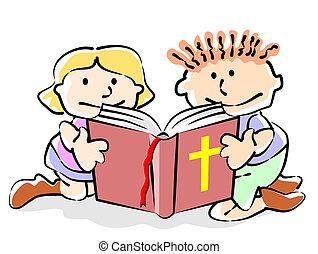 聖書, 子供