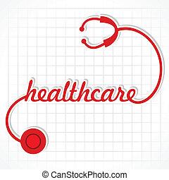 聴診器, 作りなさい, 単語, ヘルスケア