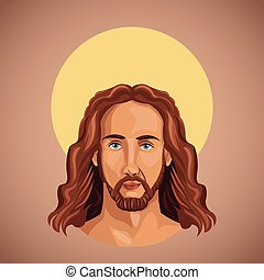 肖像画, イエス・キリスト, 精神性