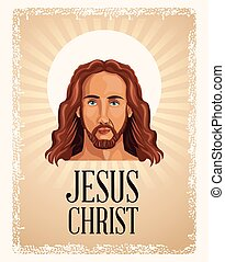 肖像画, 宗教, キリスト, イエス・キリスト