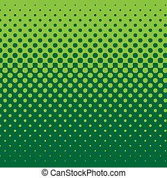 背景, 線である, halftone, 緑の調子