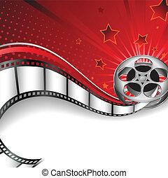 背景, motives, 映画館