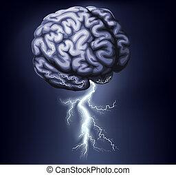 脳嵐, イラスト