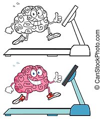脳, 動くこと, 健康