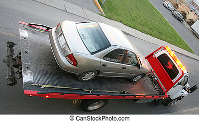 自動車, トラック, 平台トラック