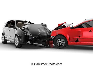 自動車, 事故, 2