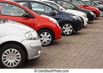 自動車, 使われた, 販売