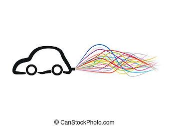自動車, 味方, 環境的に
