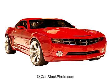 自動車, 概念, 筋肉