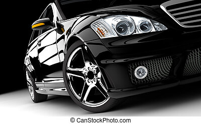自動車, 黒