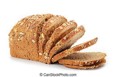 自然, 全 穀物, bread