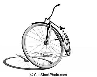 自転車, クラシック