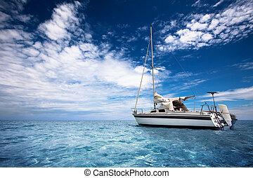 航海, パラダイス