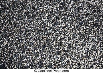 色, 灰色, 砂利, クローズアップ, 背景