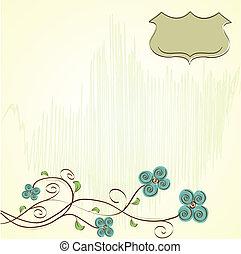 花, 背景, ロマンチック