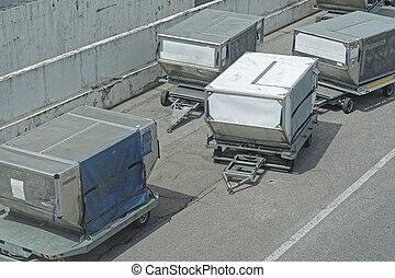 荷を積みなさい, ユニット, 装置