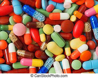 薬, 背景