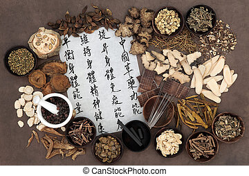 薬, 選択肢, 中国語