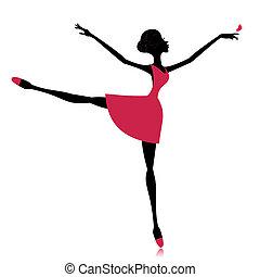 蝶, 優美なダンサー