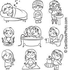 衛生, 健康