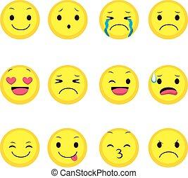 表現, コレクション, emoji